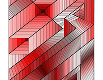 Ilusion óptica, formas imposibles