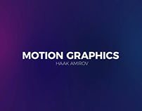 Motion Graphic Title intro