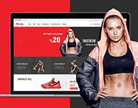 Updigo Online Store