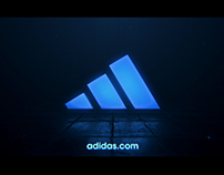 Adidas - Logo in Motion