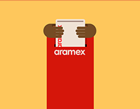 Magical Aramex Dropbox Microsite