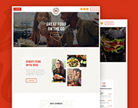 Street Food Festival & Fast Food Delivery WP Theme