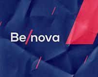Benova — branding and corporate identity