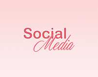 Social media designs for Cosmetic brand