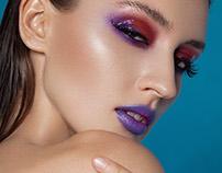 Queen of purple