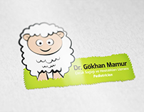 Pediatrician Logo, Corporate and Social Media Design