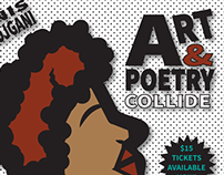 Art & Poetry Flyer