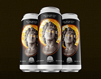 Helios New England IPA Craft Beer Packaging