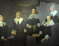 Frans Hals, Werk in uitvoering