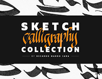 Calligraphy Set - Sketch Collection - Vol. 1
