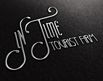 Branding identity - IN TIME (tourist firm)