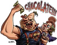 """Chocolate!!!"" (2015)"