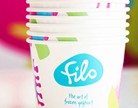 Filo Frozen Yoghurt