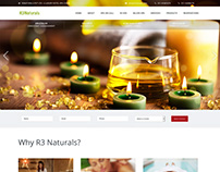 R3 Naturals Pvt Ltd - A Luxury Hotel Spa Chain