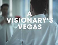 """""""A Visionary's Vegas"""" for Condé Nast Publications"""