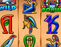 """Online Slot game for SALE - """"Ancient Legacy"""""""