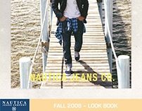 Nautica Jeans Look Book 2008 Fall/Holiday