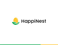 Brand Naming & Identity - HappiNest