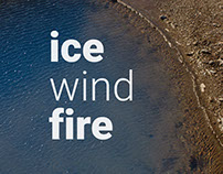 Ice, wind & fire