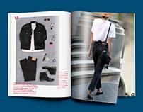 STRAUSS Levis Fanzine Project