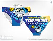 VK Torpedo / Swimsuit / 2016