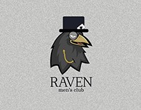 Raven: club for men