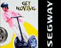 Tabletop Displays for Segway of Westbrook (CT)