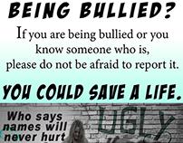 PSA: Anti bullying poster