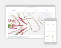 Ishwara Jewels -- Responsive E-commerce Website