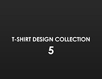 T-Shirt Design Collection 5