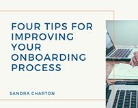 Sandra Charton   Improving Your Employee ONB Process