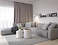 Siemianowice Apartment | Mieszkanie w Siemianowicach