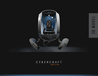 3D HardSurfaceModelling - CyberCraft 2020