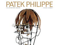 Patek Phillipe Magazine | Customer Loyalty Publication