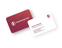 Bemmerse brand identity and social media guidelines
