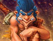 Jungle Jack Adventure Character Art