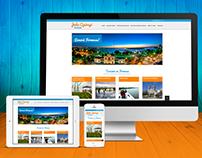 Sitio Web de Turismo
