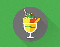 iOS/Android app - Creamy delight