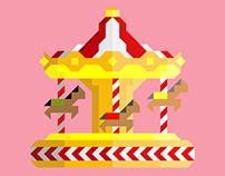 Modular Amusement Park