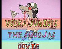 Flyer Vodka Juniors and co