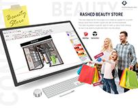 Rashed Beauty store