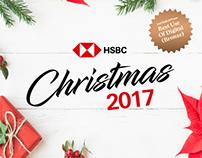 HSBC Christmas 2017