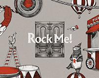 Rock Me!  |  WEB DESIGN