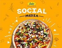 Social Media - Serafina