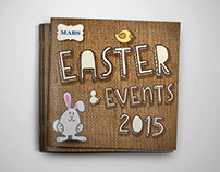 Mars Chocolate: Easter products brochure