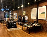 O.N.S (N.Y.) store display