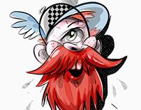 Ginger beardo !