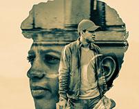 """KUNAFA"" - (Film Poster)"