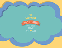 Victoria - 100 Years of First Love