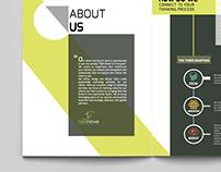 Corporate Brochure - Layout design